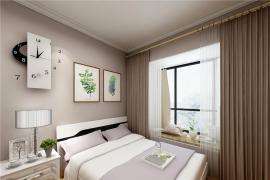 济南别墅装修—不同装修风格的卧室设计