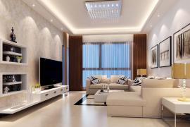 济南装修公司如何设计客厅,客厅装修注意事项
