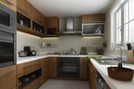 济南别墅装修|厨房装修设计应该注意哪些问题