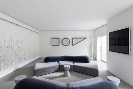 济南别墅装修,比较耐看美观的颜色搭配方案