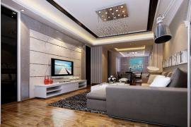 济南装修房子多少钱,装修客厅要多少钱?