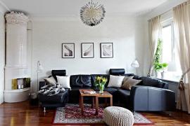 济南小户型室内装修设计要点,房子虽小五脏俱全