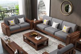 济南全屋定制,客厅沙发如何选择?